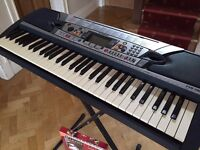 Yamaha PSR-280 portable keyboard