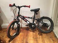 "Apollo Urchin bike 16"" wheel"