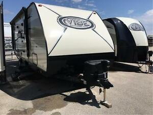 2016 Vibe by Forest River Vibe Extreme Lite 250BHS