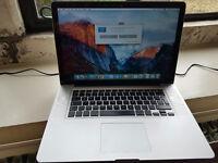 Late 2011 Macbook Pro 15 UPGRADED
