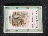 Beatrix Potter Treasured Tales