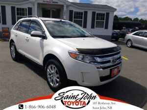 2013 Ford Edge SEL $213.99 BIWEEKLY!!!