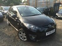 2009 Mazda 2 Sport 1.5 3dr *Lady Owner* HPI Clear *Guaranteed Low Mileage* FREE 03-Months Warranty