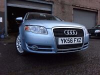 56 AUDI A4 AVANT ESTATE SE TDI DIESEL 2.0 SEMI-AUTO,MOT OCT 017,2 OWNER,2 KEYS,FULL HISTORY,LOVELY