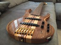 Used, Ibanez Bass Workshop BTB7 (early model) for sale  New Town, Edinburgh