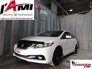 2014 Honda Civic Touring *CERTIFIÉ 7 ANS / 160000 KM*