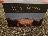 West Wing complete dvd boxset