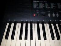 Yamaha keyboard.Touch Response.Good Condition.