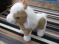 Fur Real Friends Baby Butterscotch Electronic Pony