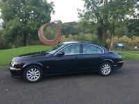 2004 JAGUAR S TYPE 2.5 V6 * MOT UNTIL SEPTEMBER 2018 *