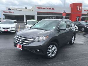 2014 Honda CR-V Touring | 5SP | ALLOYS | LEATHER | REARVIEW CAME