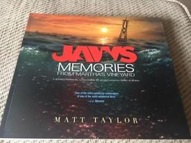 Jaws Coffee Table Book
