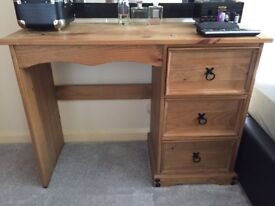 Good quality dressing table