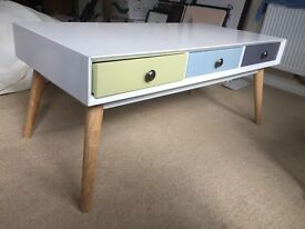 RETRO COFFEE TABLE FOR SALE (COLLECTION ONLY)