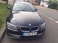 BMW 320D 2.0 SE AUTO BLACK | CLEAN BEAUTIFUL CAR | LEATHER SEATS | LONG MOT