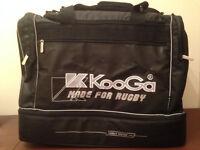 Kooga 'Python' Large Rugby Holdall/Bag (never used)