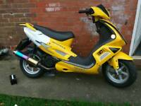 Lingben 125cc 08 plate no mot swap for samsung s7 or s8