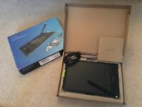 Wacom Bamboo Pen & Touch Design Tablet