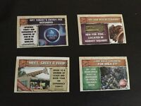 4 tickets to Chessington World of Adventures valid any day until 31st Oct including half term