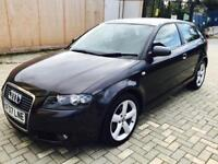 ***2007 AUDI A3 DIESEL, FULL SERVICE HISTORY,MOSTLY FROM AUDI, CAMBELT CHANGED BY AUDI***