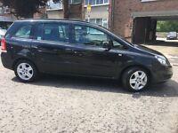 Vauxhall zafira 2012 (62). 1.7diesel 1 owner Full service, New mot , New Uber pco ready