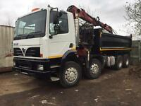 Grab Lorry Hire Essex muck away sand stone concrete garden waste driveway cheaper than skips