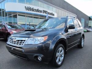 2011 Subaru Forester XT Limited