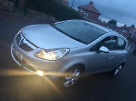 *BARGAIN* VAUXHALL CORSA 2010 1.3CDTI EX DRIVING INSTRUCTOR CAR INC PEDALS