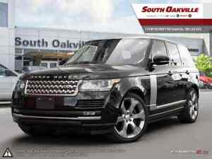 2017 Land Rover Range Rover Super Charged|22rims| BEST VALUE IN