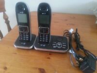 BT 7610 cordless phones with answer machine