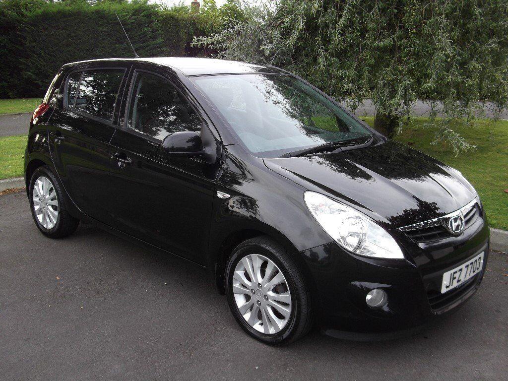 2011 (Oct) Hyundai i20 1.4 CRDI - Only 63000 miles