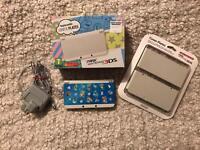 New Nintendo 3ds white console