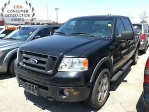 2007 Ford F-150 FX4**LEATHER**NAVIGATION**HEATED SEATS**