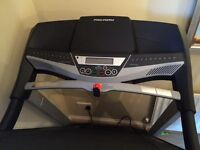 Pro Form treadmill, as good as new