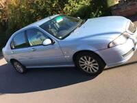 2004 rover 45 1.8 auto