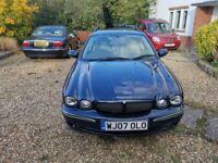 Jaguar, X-TYPE, Estate, 2007, Manual, 2198 (cc), 5 doors