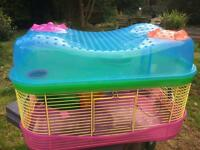 2 Tier Hamster Cage
