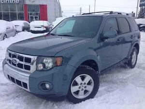2011 Ford Escape LIMITED V6 AWD CUIR TOIT