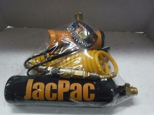 JacPac Portable CO2 Compressor System. We Sell Used Markers and Equipment. 110972