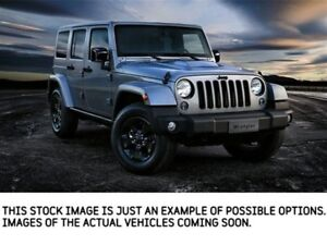 2018 Jeep Wrangler JK Unlimited New Car Sahara 4x4|DualTop,Conne