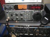 Vintage Icom IC 701 HF Transceiver ( Fully Overhauled )