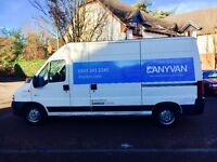 MAN AND A VAN, CHEAP REMOVALS , SINGLE ITEMS , HOUSE CLEARANCE, HERTFORDSHIRE