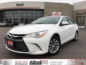 2016 Toyota Camry LE. Keyless Entry, Bluetooth, Power windows, C
