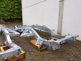 New Landrover Chassis With Finance and Fitting!