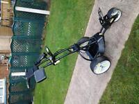 for sale golf trolley m1pro electric trolleywith lithium battery