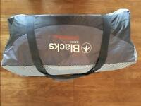 Three man tent . Used once -£30