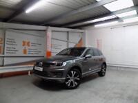 Volkswagen Touareg V6 R-LINE TDI BLUEMOTION TECHNOLOGY 2017-09-29