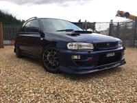 Subaru Impreza 2000 UK Turbo Wagon * STI Spec *