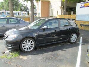 2007 Mazda MAZDASPEED3 MAZDASPEED-SALE PRICE REDUCED ONLY $8995.