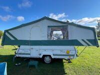 Penine Pullman folding camper
